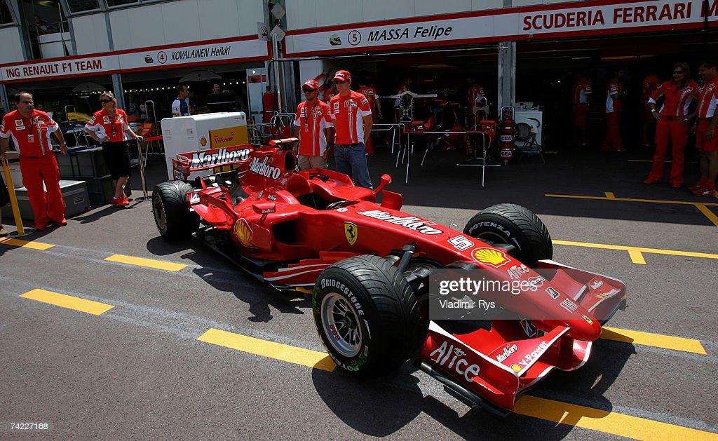 Kimi Raikkonen 2007