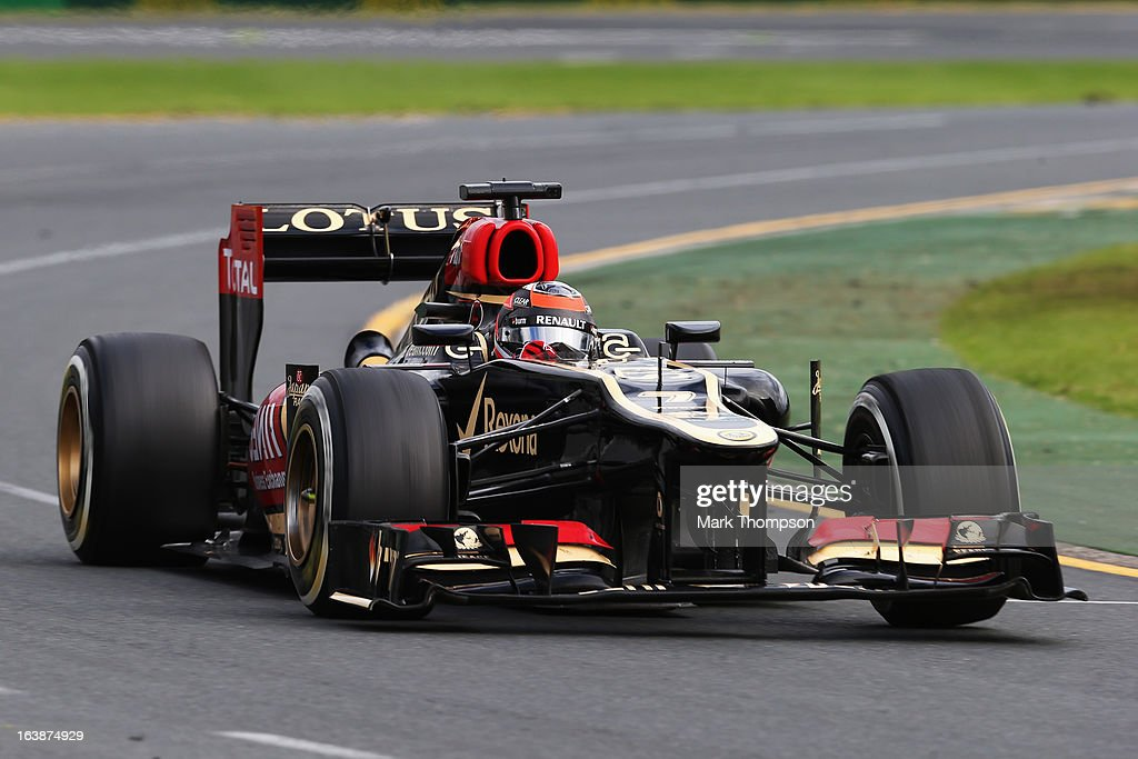 Australian F1 Grand Prix - Race : Foto di attualità