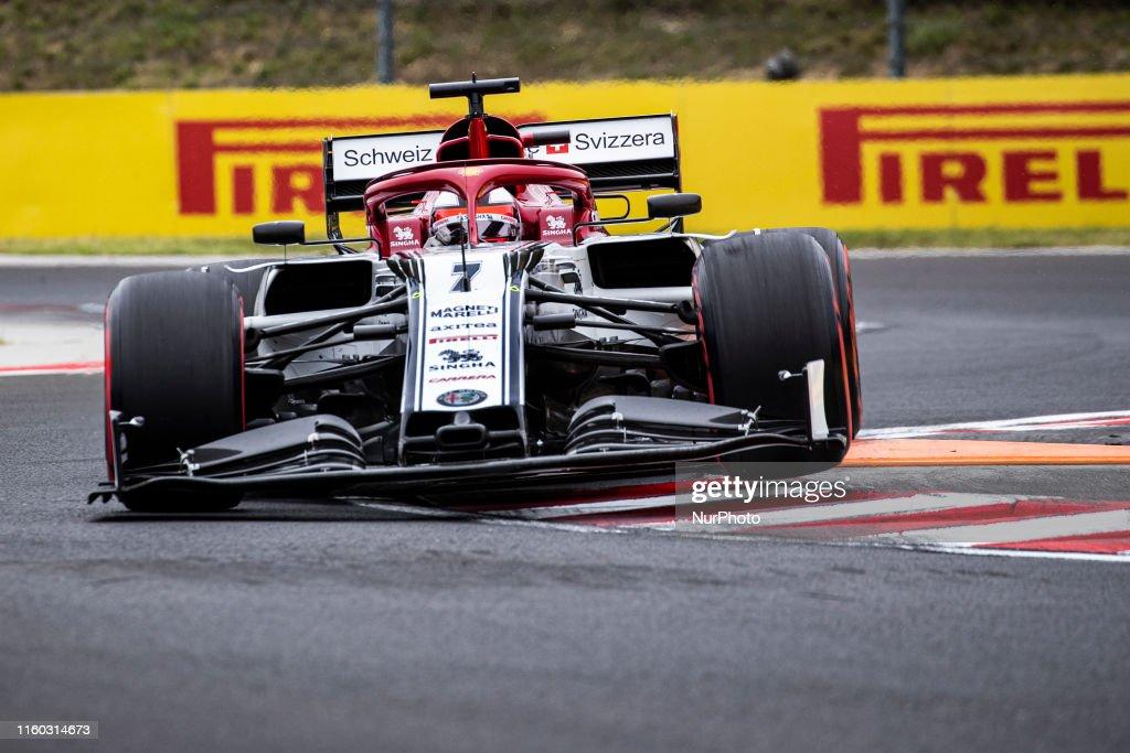 Formula 1 Grand Prix Of Hungary 2019 : News Photo