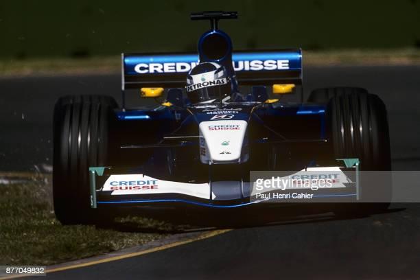Kimi Raikkonen, Sauber-Petronas C20, Grand Prix of Australia, Albert Park, Melbourne Grand Prix Circuit, 04 March 2001. Kimi Raikkonen made his...