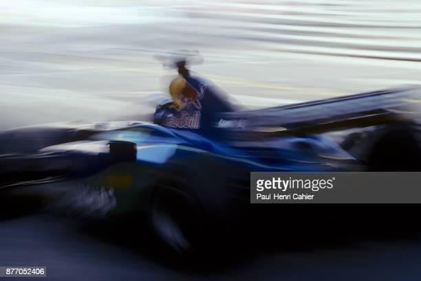 Kimi Raikkonen SauberPetronas C20 Grand Prix of Monaco Circuit de Monaco 27 May 2001
