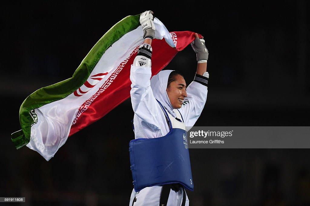 Taekwondo - Olympics: Day 13 : News Photo