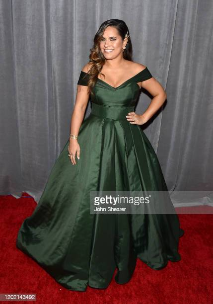 Kimie Miner attends the 62nd Annual GRAMMY Awards at STAPLES Center on January 26 2020 in Los Angeles California