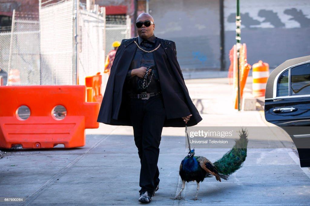 SCHMIDT -- 'Kimmy Bites an Onion!' Episode 313 -- Pictured: Tituss Burgess as Titus Andromedon --