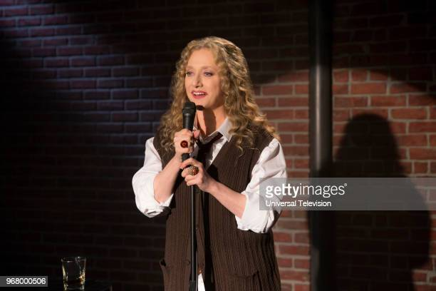 SCHMIDT 'Kimmy Disrupts the Paradigm' Episode 404 Pictured Carol Kane as Lillian Kaushtupper
