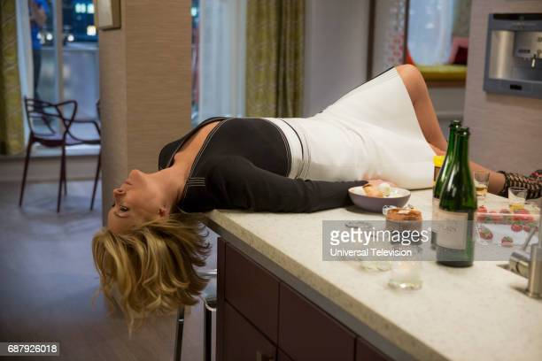 SCHMIDT 'Kimmy is a Feminist' Episode 306 Pictured Jane Krakowski as Jacqueline White