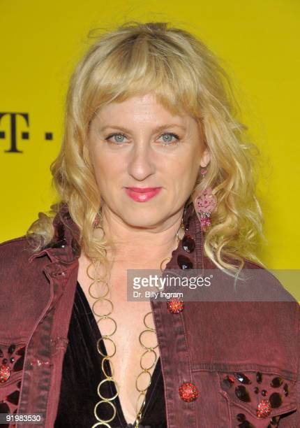 Kimmy Robertson attends The Simpsons Treehouse Of Horror XX And 20th Anniversary Party on October 18 2009 in Santa Monica California