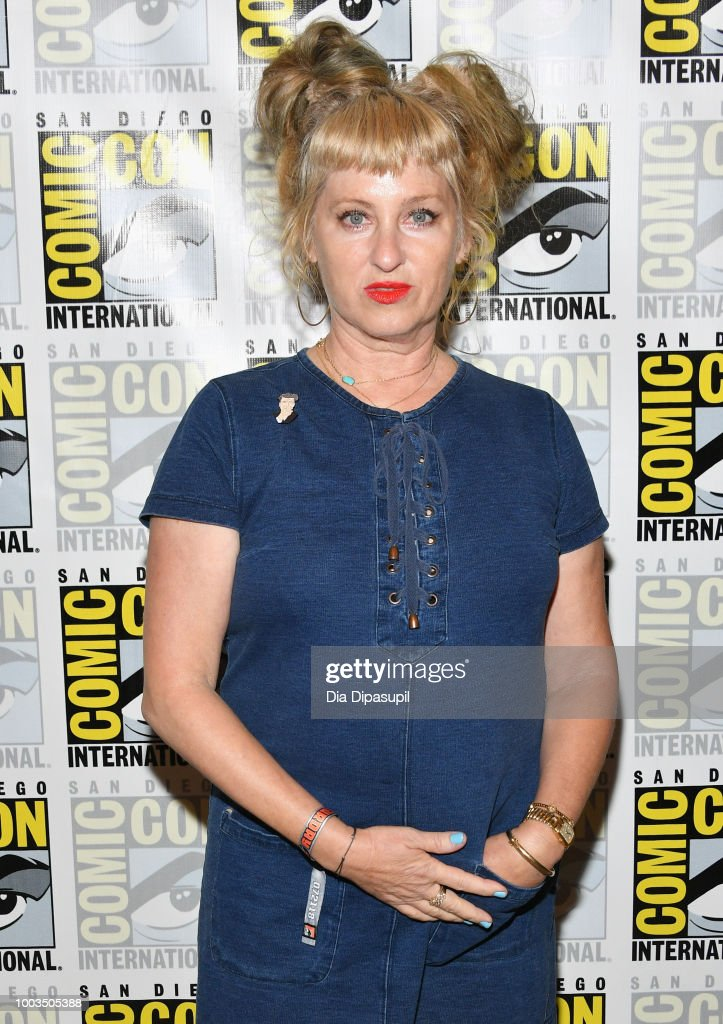 "Comic-Con International 2018 - ""Twin Peaks"" Press Line"