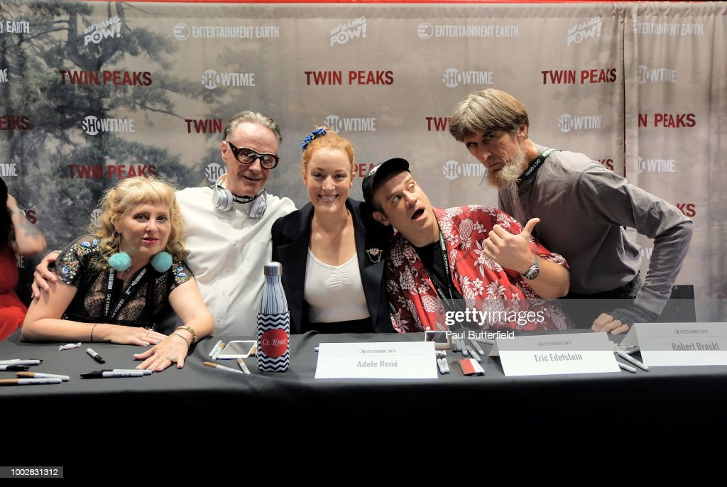 "Comic-Con International 2018 - ""Twin Peaks"" Autograph Signings And Fan Event"