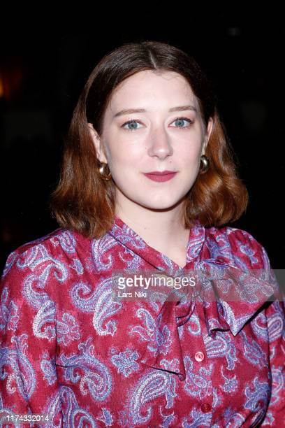 Kimmy Shields attends Tiffany Panhilason's NYFW Fundraising Event For Mentari on September 12 2019 in New York City