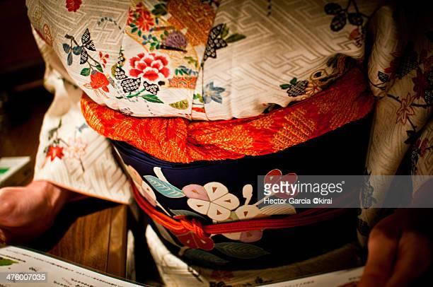 Kimono Obi