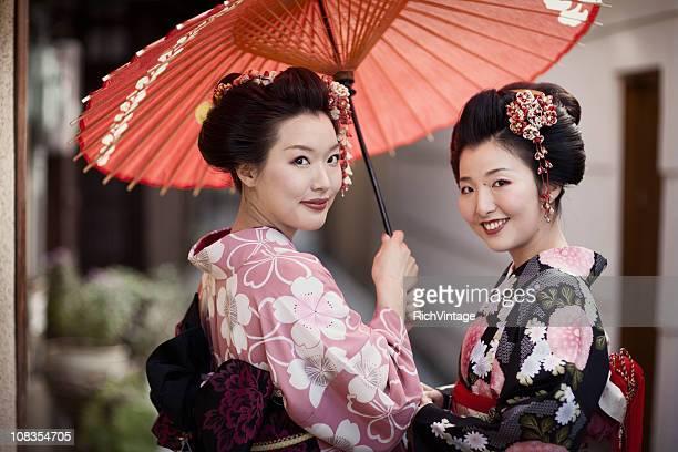 Quimono Sisters