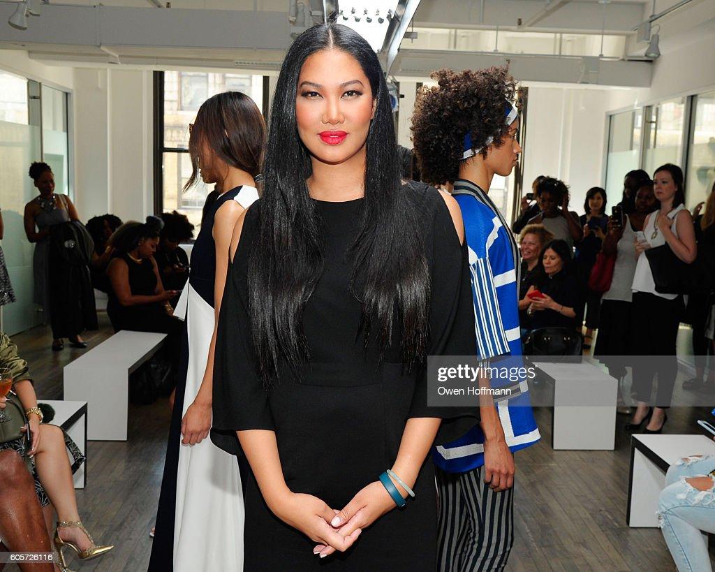 Kimora Lee Simmons SS17 Fashion Show and Presentation : News Photo