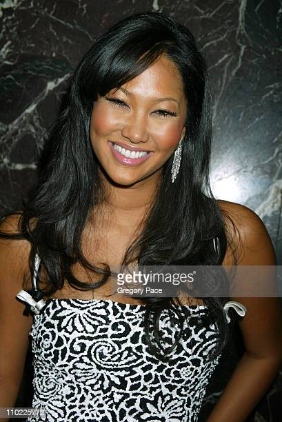 Kimora Lee Simmons during The Accessories Council Presents the 8th Annual Ace Awards at Cipriani 42nd Street in New York City New York United States