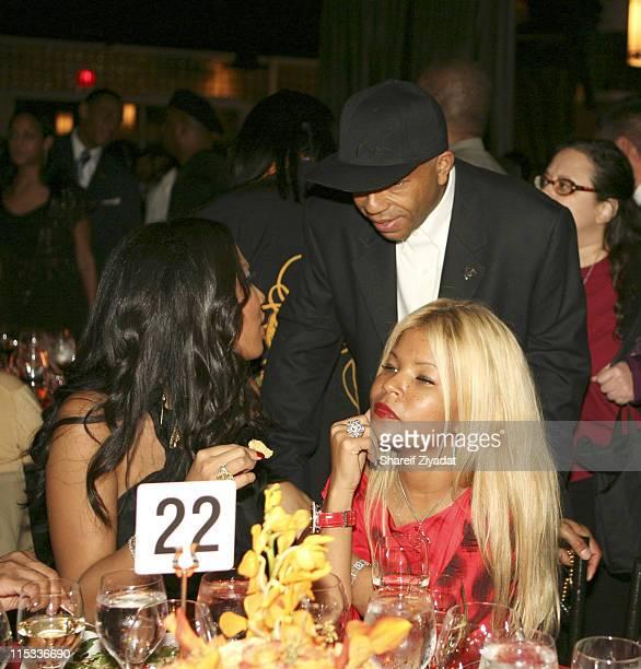 Kimora Lee Simmons Russell Simmons and Misa HiltonBrym