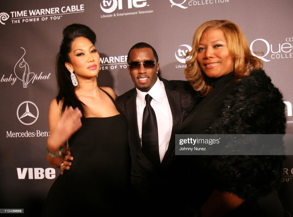Queen Latifah and Vibe Magazine Hollywood Pre-Oscar Party - Arrivals