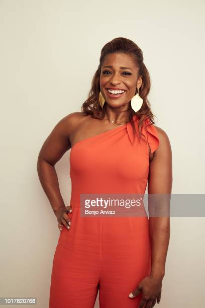 Kimrie Lewis of ABC's 'Single Parents' poses for a portrait during the 2018 Summer Television Critics Association Press Tour at The Beverly Hilton...