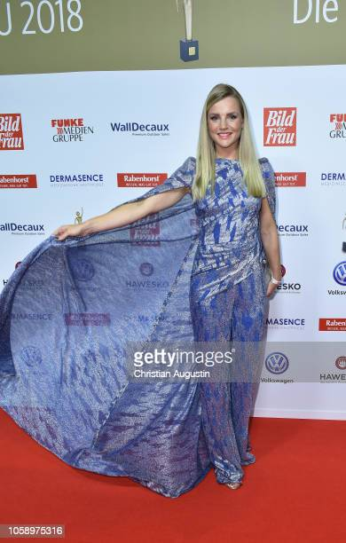 KimSarah Brandts attends the 'Goldene Bild der Frau' award at Stage Operettenhaus on November 7 2018 in Hamburg Germany