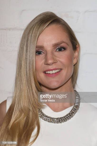 KimSarah Brandts during the Film Funding Hamburg Warm Up Party on January 30 2019 in Hamburg Germany