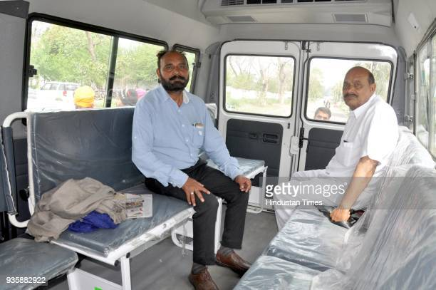 Kin of Jasbir Singh and Parminder Singh of Nawanshahr who are among the workers killed in Iraqs Mosul waiting for their mortal remains at Sri Guru...