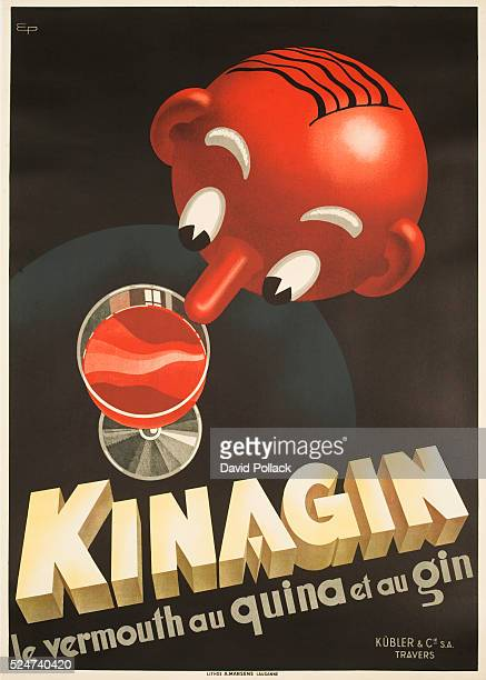 Kinagin Poster by E Patke