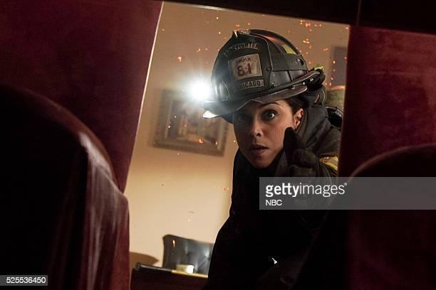 FIRE Kind of a Crazy Idea Episode 421 Pictured Monica Raymund as Gabriella Dawson