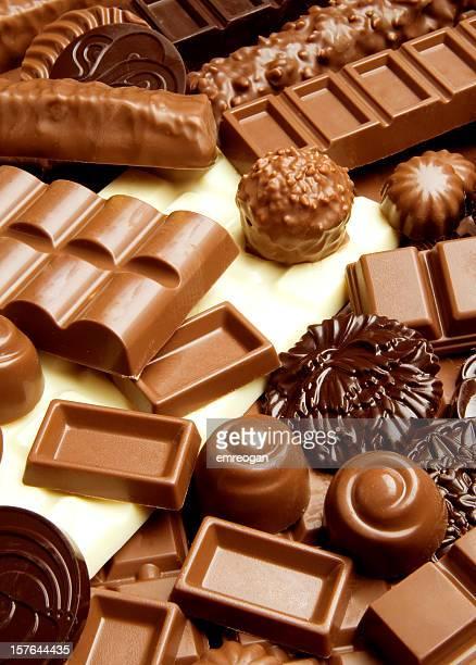 Art von Schokolade