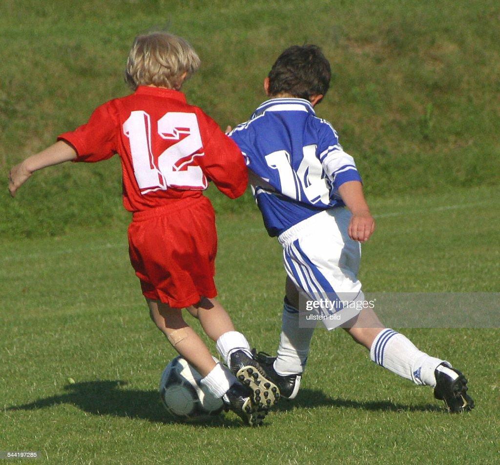Kinder Spielen Fussball News Photo Getty Images
