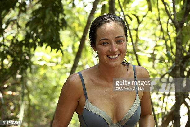 'Kindergarten Camp' Elisabeth Markham during the second episode of SURVIVOR KAOH RONG Brains vs Brawn vs Beauty The show airs Wednesday February 24...