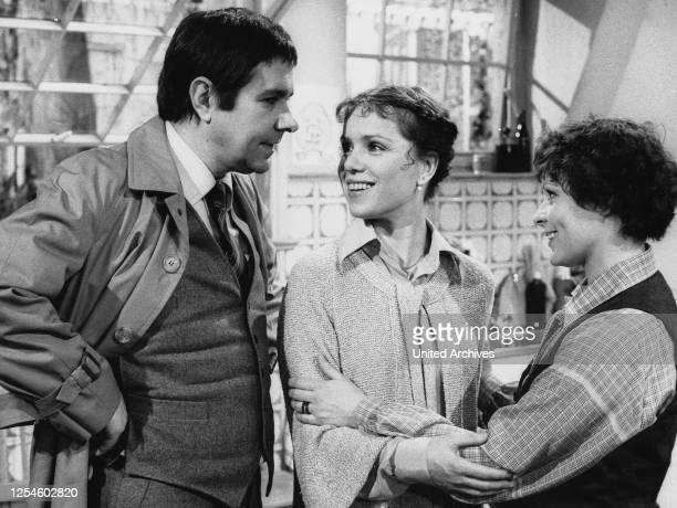 Kinderparty, Deutschland 1978, Regie: Erich Neureuther, Darsteller: Witta Pohl, Loni von Friedl, Gerd Baltus.