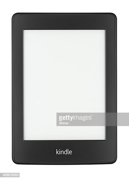 Kindle Paperwhite with a Blank Screen