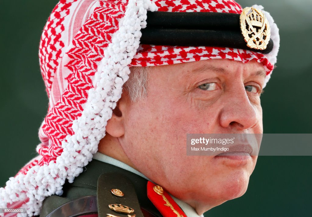 King Abdullah Ii Of Jordanのフォトギャラリー