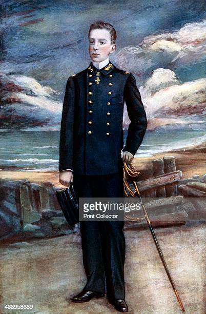 King Alfonso XIII of Spain late 19thearly 20th century Portrait of Alfonso XIII of Spain