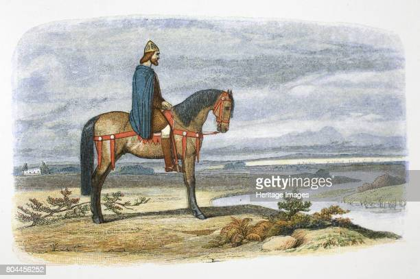 King Alfred plans the capture of the Danish fleet 892 Alfred the Great on horseback on the bank of the River Lea twenty miles up the Thames from...