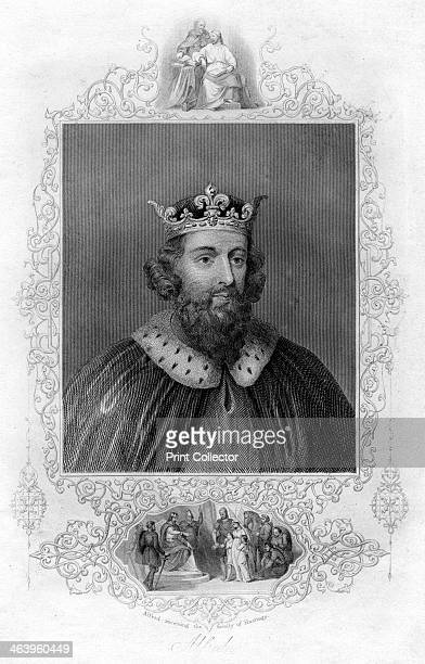 King Alfred the Great Much of Alfred's reign was taken up with the struggle against the Danish invaders After Alfred defeated them at Edington...