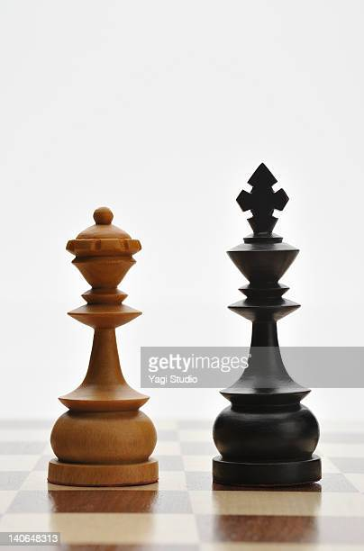 King and Queen of Chess