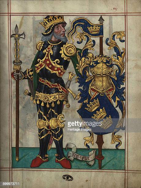 King Arthur 1509 Found in the collection of Arquivo Nacional da Torre do Tombo Artist Anonymous