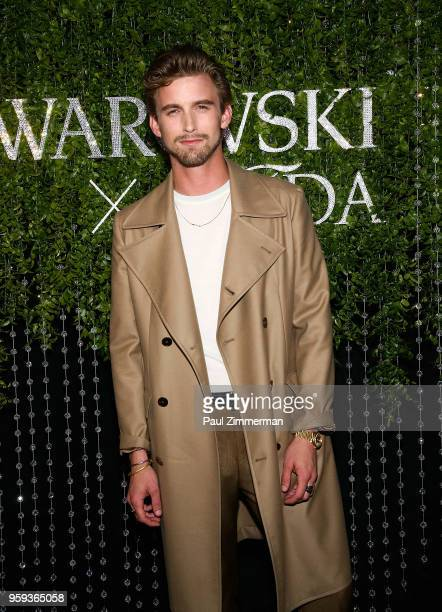King attends the 2018 CFDA Fashion Awards' Swarovski Award For Emerging Talent Nominee Cocktail Party at DUMBO House on May 16 2018 in New York City