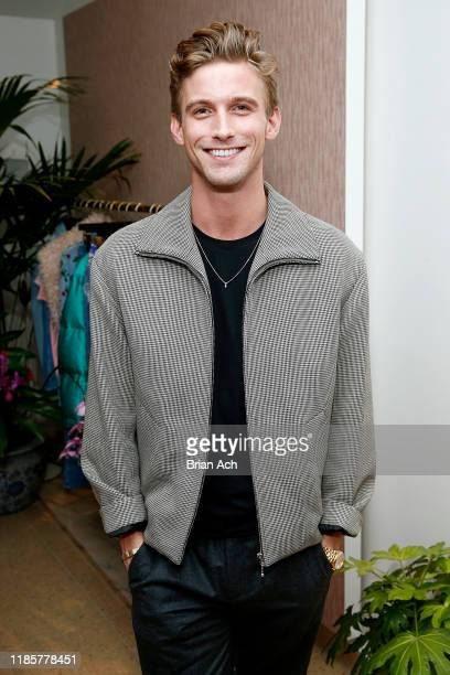 King attends the Montblanc x The Webster Collaboration Launch Event at The Webster on November 05, 2019 in New York City.