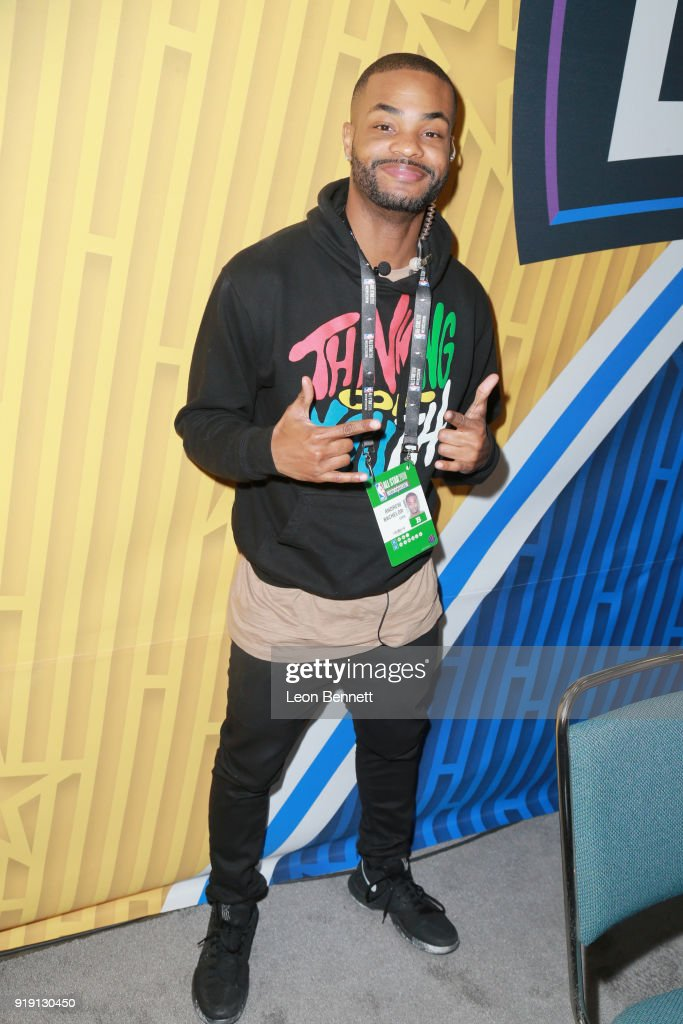 Celebrities At The NBA All-Star Celebrity Game 2018 Presented By Ruffles