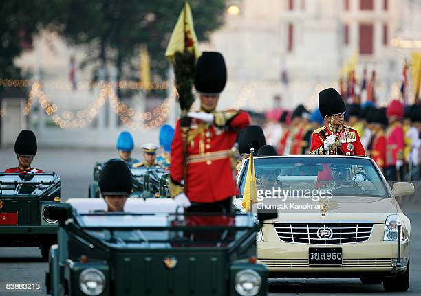 19 King Of Thailand Attends Trooping Of The Colour Pictures