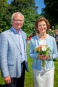 borgholm sweden king carl gustaf sweden