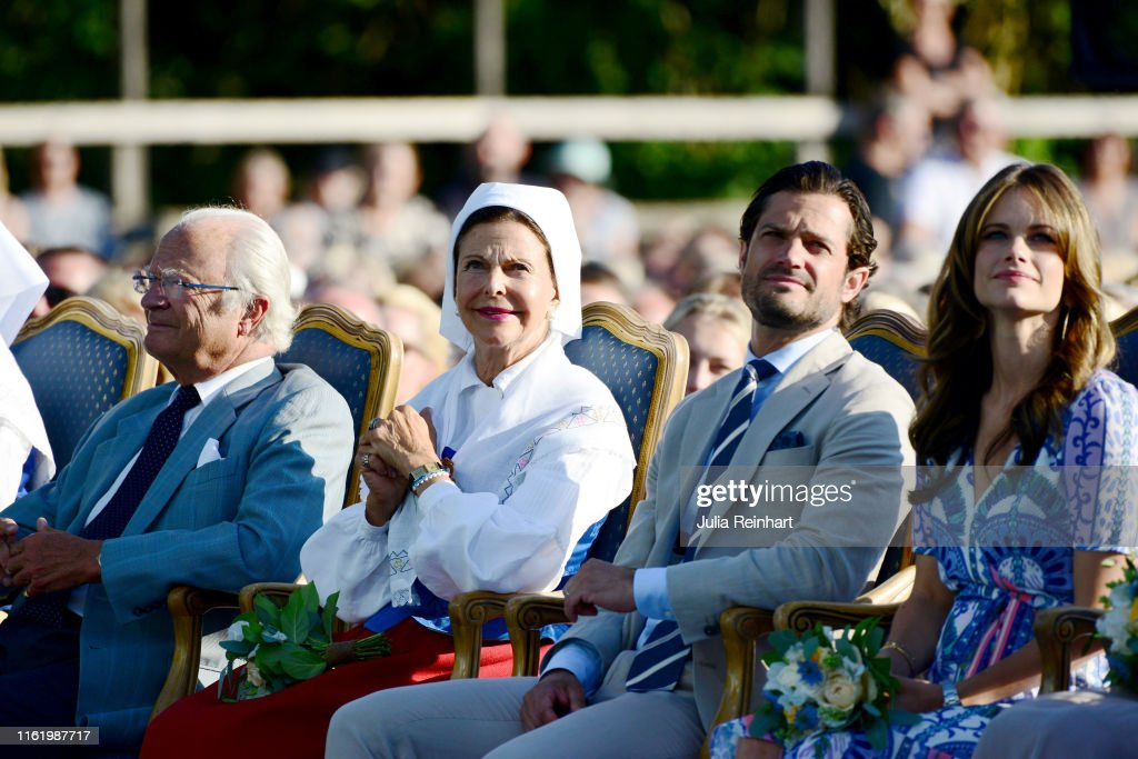 The Crown Princess Victoria of Sweden's Birthday Celebrations : News Photo