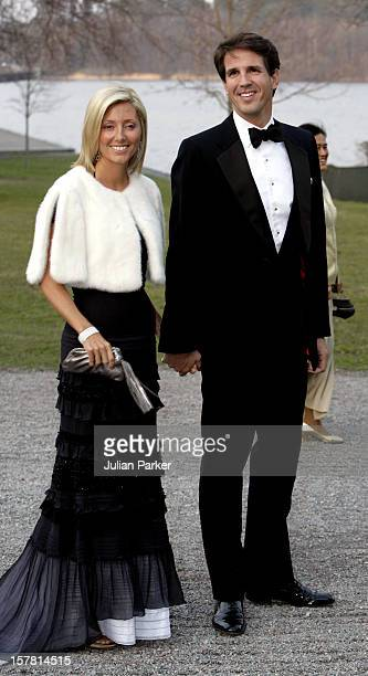 King Carl Gustaf Of Sweden'S 60Th Birthday CelebrationsCrown Prince Pavlos Crown Princess MarieChantal Of Greece Attend A Gala Dinner At...