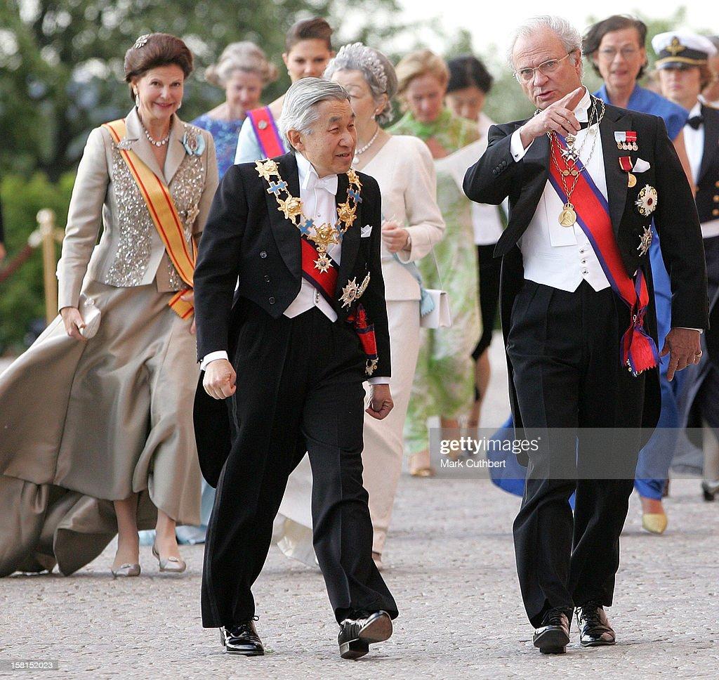 Tercentenary Birthday Celebrations For Carl Linnaeus : News Photo