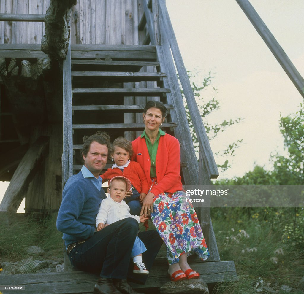Swedish Royal Family : News Photo