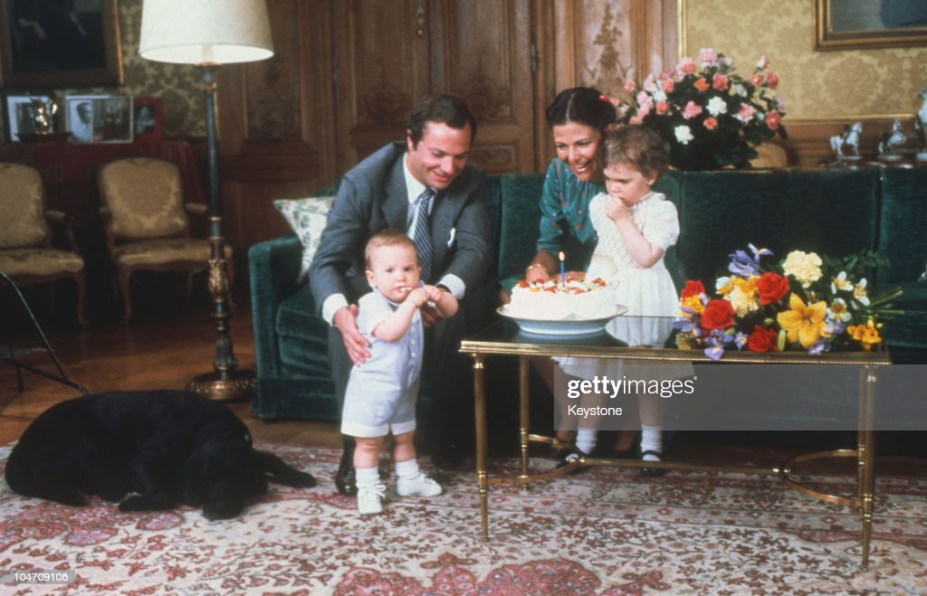 Swedish Royal Family : Nieuwsfoto's