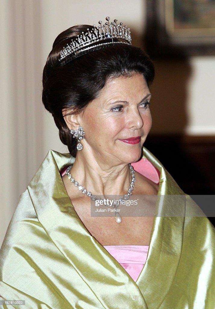 King Carl Gustav & Queen Silvia Of Sweden'S State Visit To Australia : News Photo