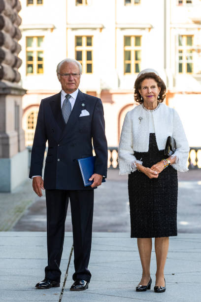 SWE: Swedish Royals Attend The Opening Of The Parliamentary Session