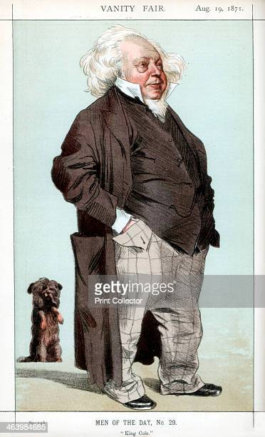 'King Cole' 1871 A caricature of Henry Cole British civil servant and inventor Cole was one of the driving forces behind the Great Exhibition of 1851...